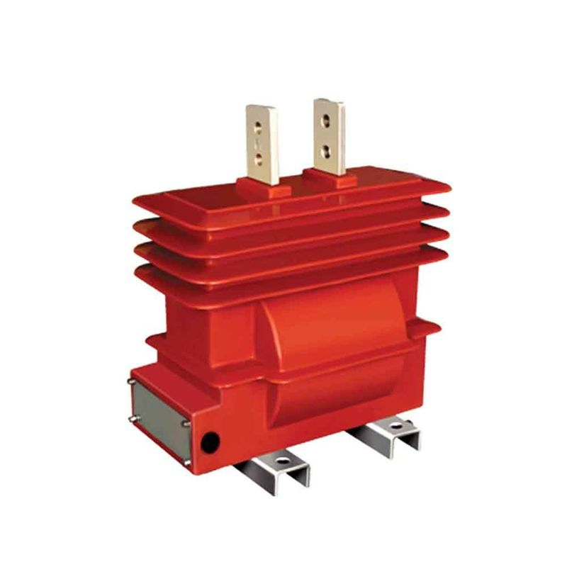 10KV Instrument Current Transformer , Medium Voltage Transformer Casting Insullation