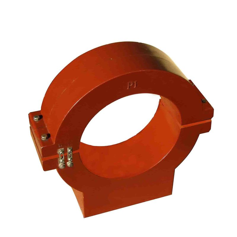 High Accuracy Zero Sequence Current Transformer , Resin Cast Current Transformer