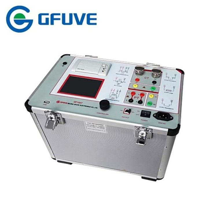 Current Transformer Calibration CT PT Analyzer 4 Min Phase With 6.4 Inch LCD Display