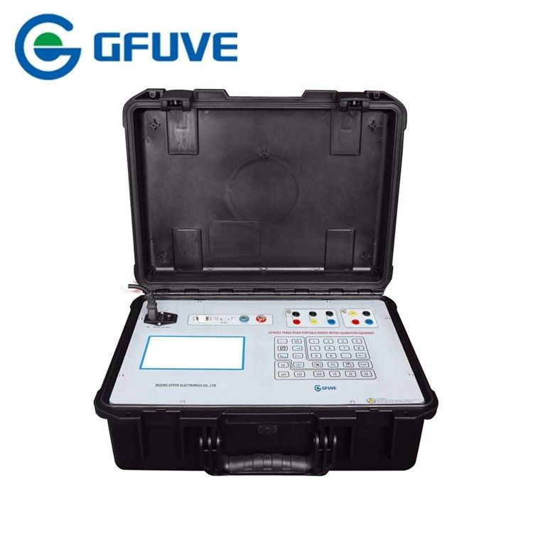 GF302D1 Electric Meter Calibration Energy Meter Calibration Equipment High Tolerance