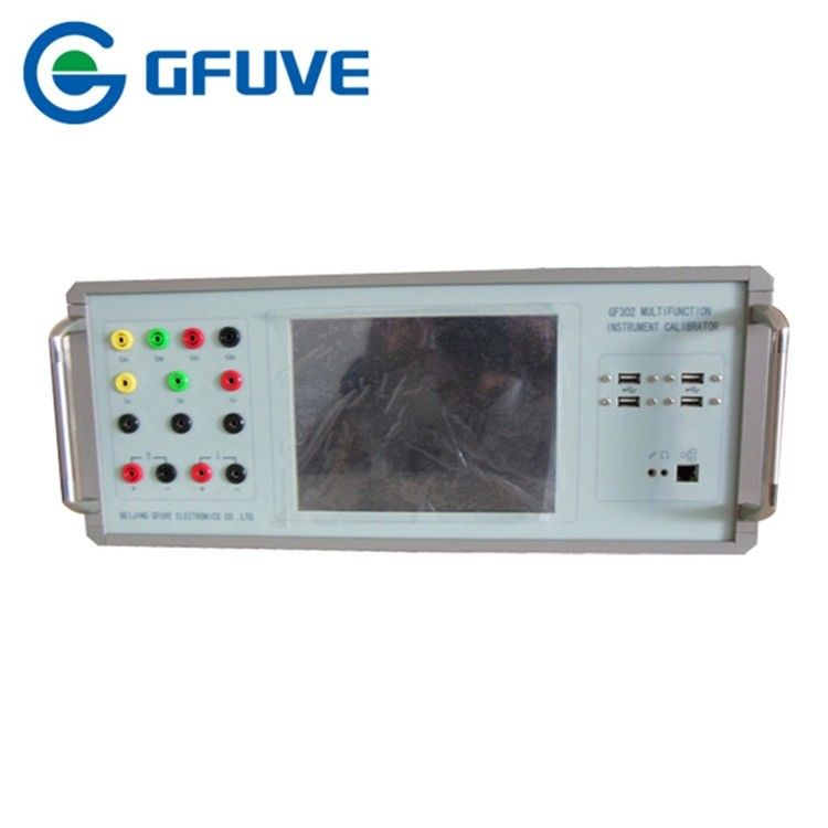 USB Communication Multifunction Calibrator AC DC Source Electrical Test Equipment